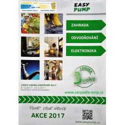 EASYPUMP AKCE 2017