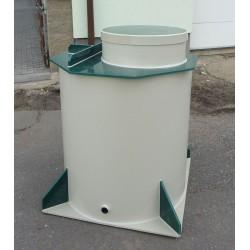 Šachta pro vrtanou studnu varianta 2
