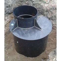 Šachta pro vrtanou studnu varianta 1