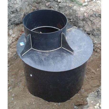 Šachta pro vrtanou studnu