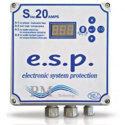 ESP - Tline 20 (ochrana čerpadel)