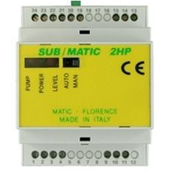 SUB/MATIC S 2HP - IP 20
