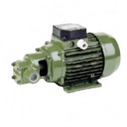Zubové čerpadlo SAER CF, 400V, 0,75KW (by pass) 13000215