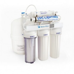 Domácí systém Reverzní osmózy - Osmosis 6 UV (s UV lampou)  DOPRAVA ZDARMA