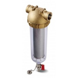Mechanický filtr pro teplou vodu AQUA AP-HT, DOPRAVA ZDARMA