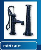 ruční pumpy