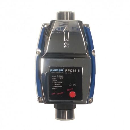 Prescontrol tlaková řídící jednotka PPC15-5 1,5bar 230V