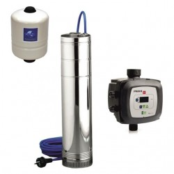 PM Technologies FROG 5-40 PWM, Vodárna s konstantním tlakem DOPRAVA ZDARMA