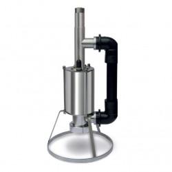 Pumpa INOX Morava 5-16-T 1,1kW 400V