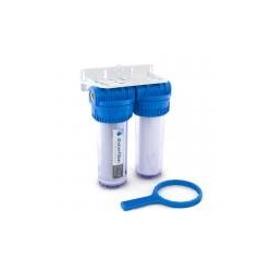 Dvojitý filtr na vodu 21SLc (vložka P20 a CTO)