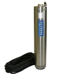 E-TECH VN 3, 400 V, 20m kabel, bez plovaku DOPRAVA ZDARMA