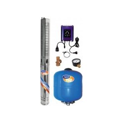 AQUACUP ENERGY SUB CONTROL 45/100, domácí vodárna
