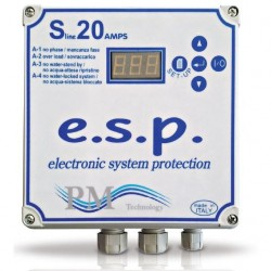 ESP - Tline 10 (ochrana čerpadel)