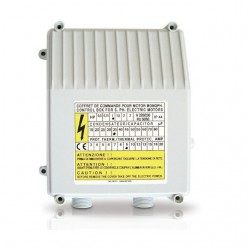 PM Technologies C-BOX - kondenzátoré skříně pro ponorné motory