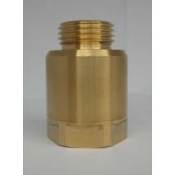 """Magnetická úpravna vody Krafting DN 1/2"""" Mosaz změkčovač"""