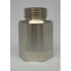 """Magnetická úpravna vody Krafting DN 1/2"""" Nerez"""