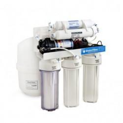 Domácí systém Reverzní osmózy - Osmosis 6p (s pumpou) DOPRAVA ZDARMA
